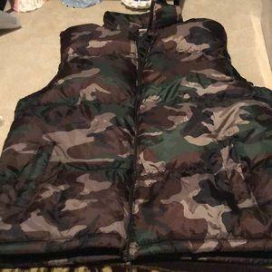 PWT pilgrim worldwide trading nwt men's sz 4X vest